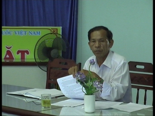 UBND huyện họp góp ý kế hoạch xây dựng xã, thị trấn đạt Bộ tiêu chí Quốc gia về Y tế giai đoạn 2011-2020